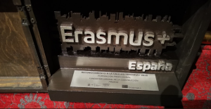 Fundación Laboral received the Erasmus+ Award by Spanish National Agency