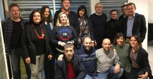 The collegues from FLC and FLC Asturias took part to a professional workshop in Normandy Training Centers