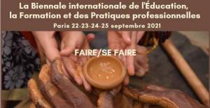 CCCA-BTP – Découvrez le programme de la Biennale de l'Education 2021 !