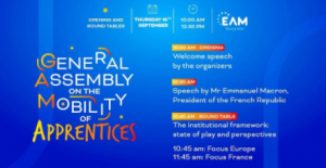 EAM – General Assembly on the Mobility of Apprentices